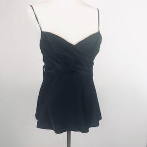 DVF Diane Von Furstenberg CamisoleTie Waist Silk 4